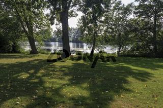 Nachmittag am Millinger Meer, Millingen, Rees, Niederrhein, NRW