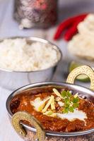 indisches Tikka Masala