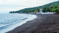 Amed Beach in Bali, Indonesia