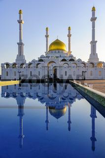 The Nur Astana Mosque, Astana, Kazakhstan