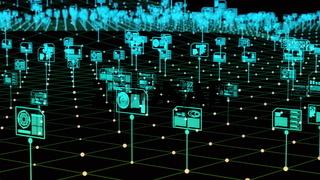 Internet digital data storage and management
