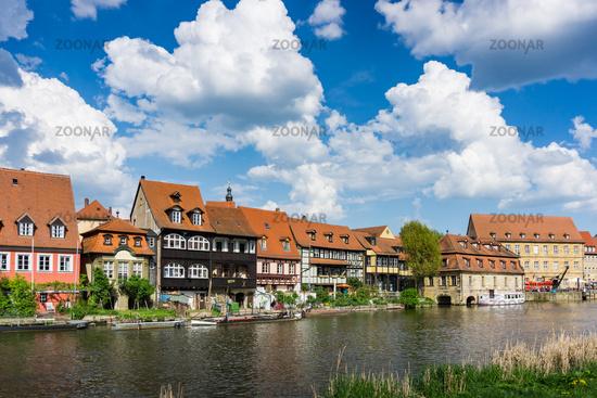 Wohnen am Fluss in Bamberg