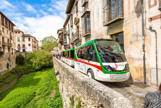 Albaicin quarter Granada
