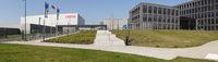 HARIBO - neue  Hauptverwaltung und Produktionsstätte