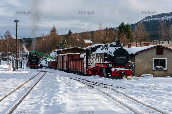 Narrow-gauge railways in Saxony