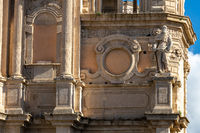 Sicilian baroque church