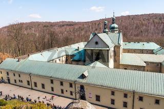 Monastery of Dicalced Carmelites in Czerna near Krzeszowice (Poland)