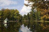 Schlosspark Zabeltitz im Herbst6
