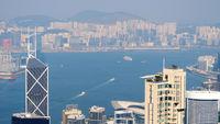 Hong Kong city photo