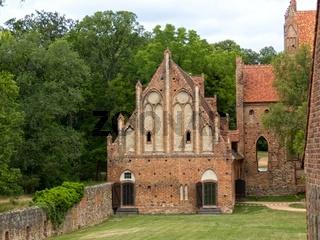 Kloster Chorin, Brandenburg, Uckermark, Ostdeutschland