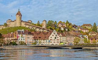 Festung Munot Schaffhausen,Schweiz