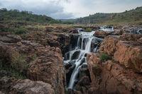 Bourke's Luck Potholes, Blyde River Canyon Nature Reserve, Moremela, Mpumalanga, Südafrika, Afrika