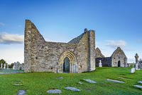 Clonmacnoise abbey, Ireland