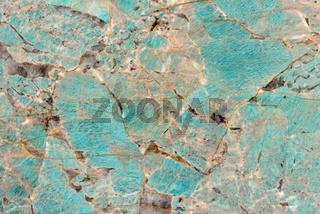 Real natural ' GRANITE Amazzonite Extra' texture pattern.