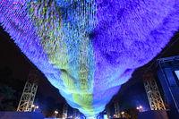 art installation by Patrick Shearn in Berlin