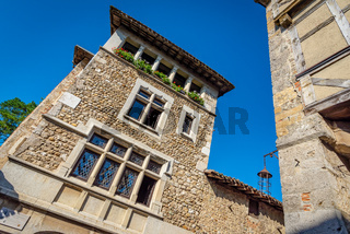 Renaissance house, Perouges, France