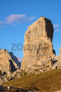 Cinque Torri Dolomites, Italy