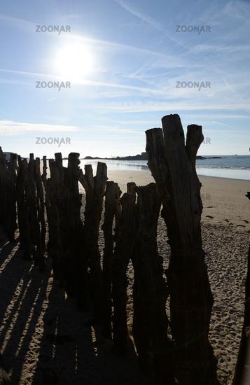 Küste bei Saint-Malo