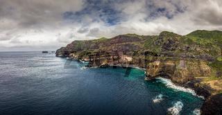 Die Westküste von Sao Miguel / Azoren