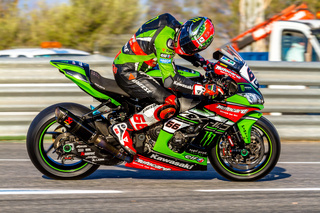 Tom Sykes pilot of Superbikes SBK