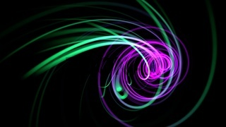 Motion colorful lines, abstract background