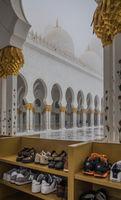 Scheich Zayed Moschee, Abu Dhabi, Emirate