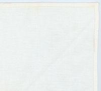 white cotton linen fabric texture background