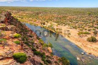 Murchison River - Kalbarri