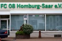 Geschäftsstelle FC 08 Homburg-Saar e.V.