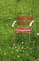 Gartenstuhl, Spaghetti-Stuhl