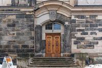 Frauenkirche zu Dresden, Sachsen, Deutschland