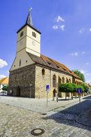 Stadtpfarrkirche St. Marien und St. Nikolai, Beelitz, Brandenburg, Deutschland