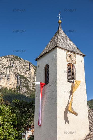 Church of Ums, South Tyrol