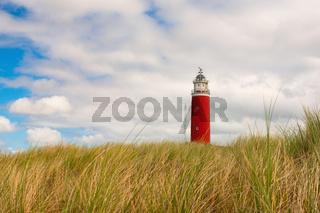 Sommerimpression Leuchtturm Texel