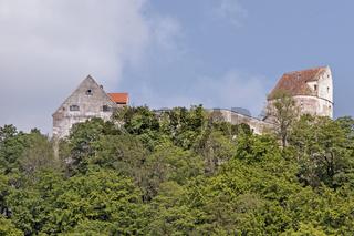 Burg Wildenstein im Donautal bei Beuron