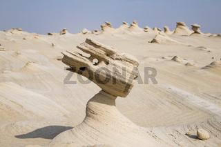 Al Wathba Fossil Dunes, Abu Dhabi, UAE
