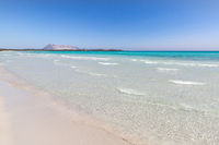 Strand auf Sardinien