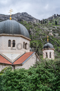 St. Nicholas Church Domes