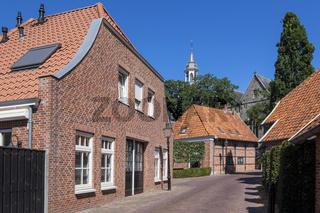 Gasse in Ootmarsum