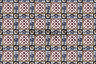Background of vintage ceramic tiles