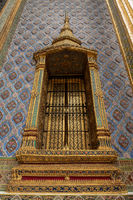 Entrance to Temple of the Emerald Buddha