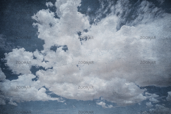 Grunge image of dramatic cloudy sky. Perfect halloween background.