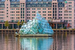Iceberg in Oslo