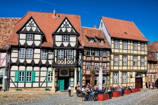 Quedlinburg, Fachwerkstadt