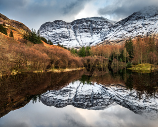 Winter at Torren Lochan