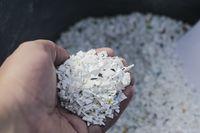 Kuststoff Recycling