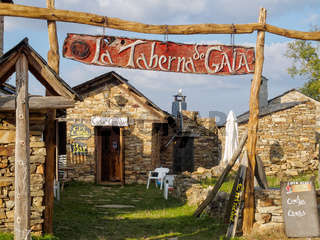 New life in a semi-abandoned village - Foncebadon