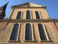Trier - Trierer Dom mit teils römischem Mauerwerk, Deutschland