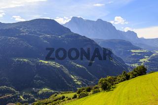 Berge in Südtirol, Italien, mountain in south tyrol, italy
