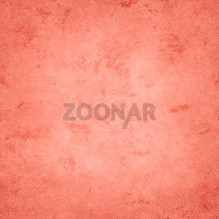 Coral pink toned abstract grunge background